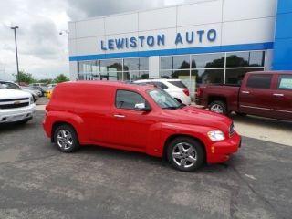 Chevrolet HHR Panel LT 2010