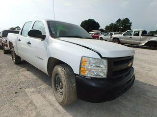 Chevrolet Silverado 1500 Work Truck 2011