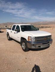 Used 2013 Chevrolet Silverado 1500 LT in Bullhead City, Arizona