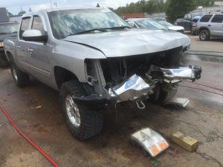 Chevrolet Silverado 1500 LTZ 2011