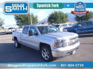 Used 2015 Chevrolet Silverado 1500 in Spanish Fork, Utah