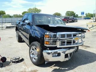 Used 2015 Chevrolet Silverado 1500 LTZ in Wichita, Kansas