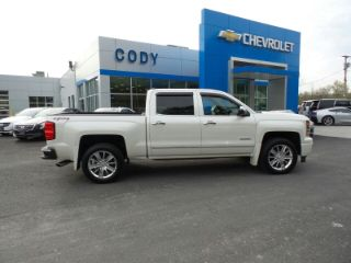 Used 2015 Chevrolet Silverado 1500 High Country in Montpelier, Vermont