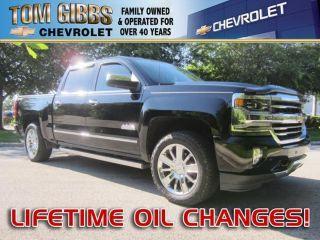 Chevrolet Silverado 1500 High Country 2016