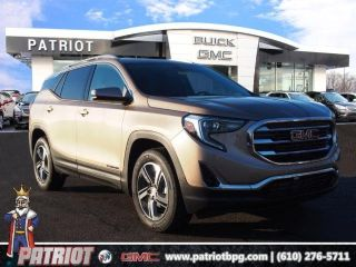 New 2018 GMC Terrain SLT in Boyertown, Pennsylvania