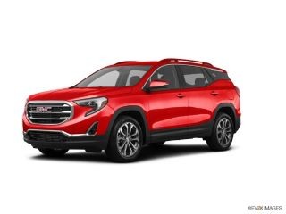 New 2018 GMC Terrain SLT in Woodbridge, New Jersey