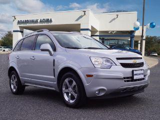 Chevrolet Captiva Sport LT 2013
