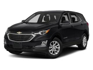 New 2018 Chevrolet Equinox LT in Seymour, Indiana