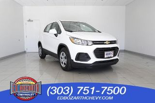 Used 2018 Chevrolet Trax LS in Aurora, Colorado