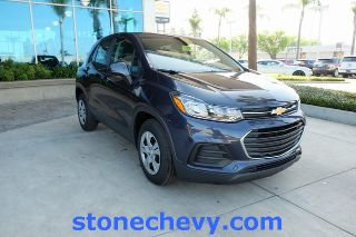 Used 2018 Chevrolet Trax LS in Tulare, California