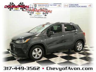 Chevrolet Trax LT 2018