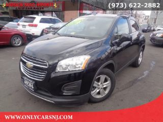 Used 2015 Chevrolet Trax LT in Irvington, New Jersey