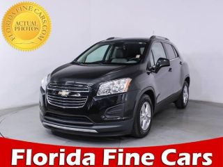 Used 2015 Chevrolet Trax LT in Miami Gardens, Florida