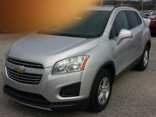 Used 2015 Chevrolet Trax LT in Bedford, Indiana