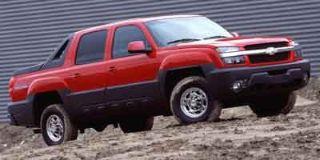 Chevrolet Avalanche 1500 Base 2004