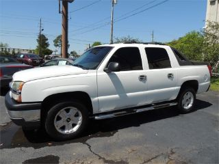 Chevrolet Avalanche 1500 LS 2005
