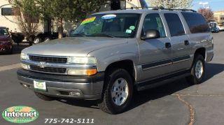 Chevrolet Suburban 1500 LS 2004