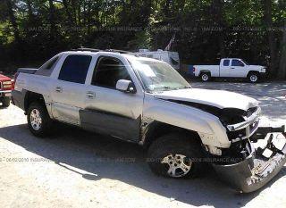 Chevrolet Avalanche 1500 2004