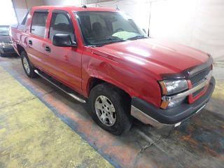Chevrolet Avalanche 1500 2005
