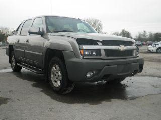 Chevrolet Avalanche 1500 2002