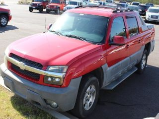 Chevrolet Avalanche 1500 Base 2002