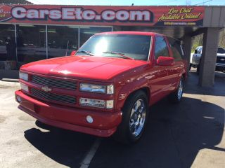 Used 1995 Chevrolet Tahoe in Knoxville, Tennessee