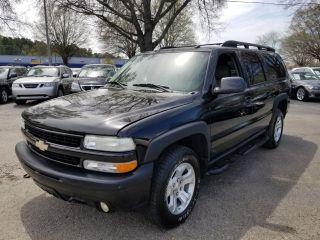 Chevrolet Suburban 1500 LT 2004