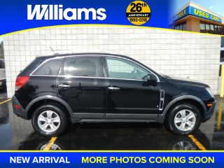 Used 2008 Saturn VUE XE in Traverse City, Michigan