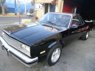 GMC Caballero 1987