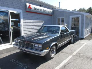 Used 1987 GMC Caballero in South Yarmouth, Massachusetts