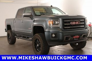 Used 2014 GMC Sierra 1500 SLE in Colorado Springs, Colorado