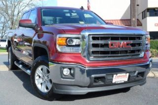Used 2015 GMC Sierra 1500 SLE in Charlottesville, Virginia