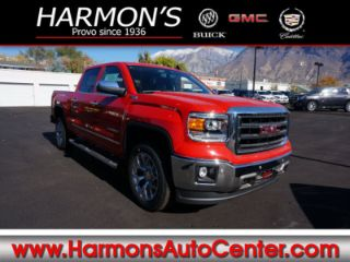 Used 2015 GMC Sierra 1500 SLT in Provo, Utah