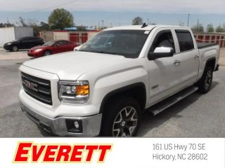 Used 2015 GMC Sierra 1500 SLT in Hickory, North Carolina