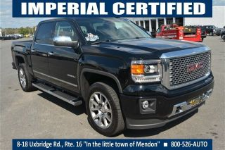 Used 2015 GMC Sierra 1500 Denali in Mendon, Massachusetts