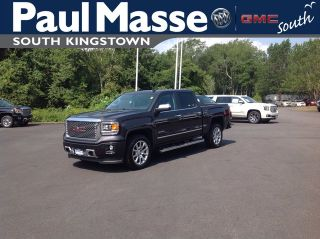 Used 2015 GMC Sierra 1500 Denali in South Kingstown, Rhode Island