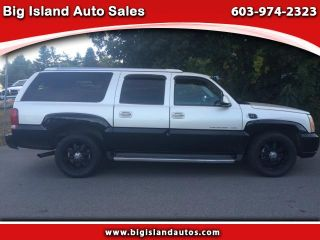 Used 2003 Cadillac Escalade ESV in Plaistow, New Hampshire