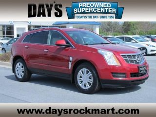 Used 2012 Cadillac SRX Luxury in Rockmart, Georgia