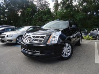 Cadillac SRX Standard 2016