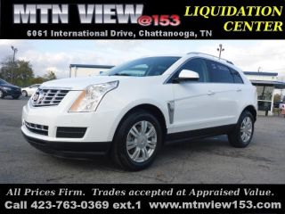 Used 2016 Cadillac SRX Luxury in Chattanooga, Tennessee