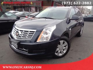 Cadillac SRX Luxury 2014