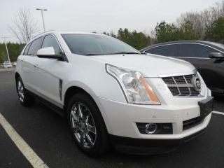 Cadillac SRX Premium 2010