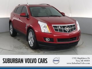 Cadillac SRX Performance 2010