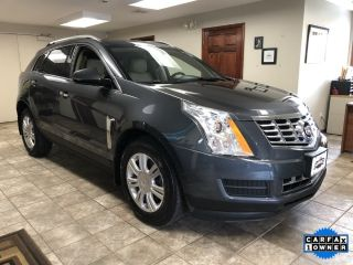 Cadillac SRX Luxury 2013