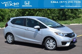 Used 2015 Honda Fit LX in Sioux Falls, South Dakota