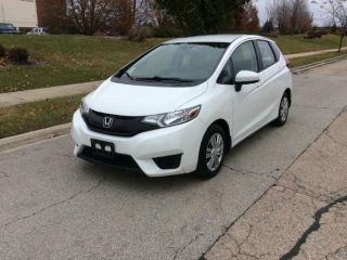 Used 2015 Honda Fit LX in Schaumburg, Illinois