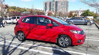 Honda Fit EX 2015