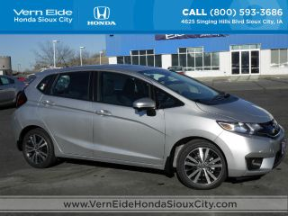 Used 2015 Honda Fit EX in Sioux City, Iowa