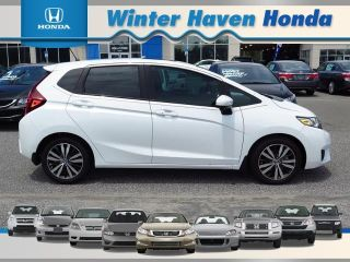 Used 2015 Honda Fit EX in Winter Haven, Florida