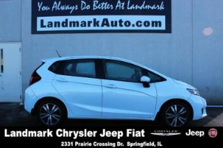 Used 2015 Honda Fit EX in Decatur, Illinois